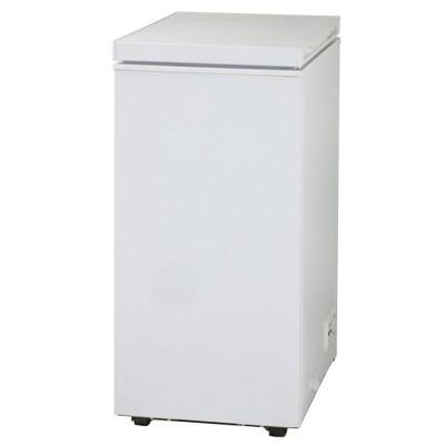 Avanti CF24Q0W 2.5 Cubic Foot Stand Alone Upright Chest Deep Freezer, White
