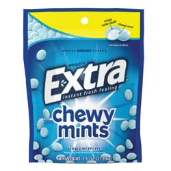 Extra Chewy Mints Peppermint Candies - 7.5oz