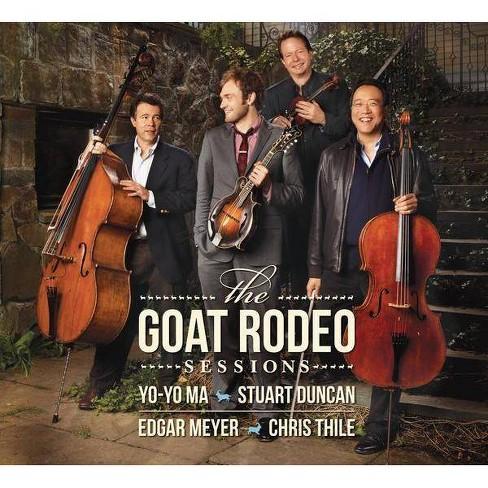 Yo-Yo Ma - The Goat Rodeo Sessions (CD) - image 1 of 1