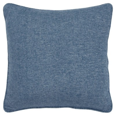 """20""""x20"""" Oversize Solid Square Pillow Cover - Rizzy Home"""