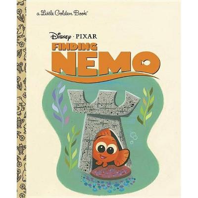 Finding Nemo (Disney/Pixar Finding Nemo) - (Little Golden Book) (Hardcover) - by RH DISNEY