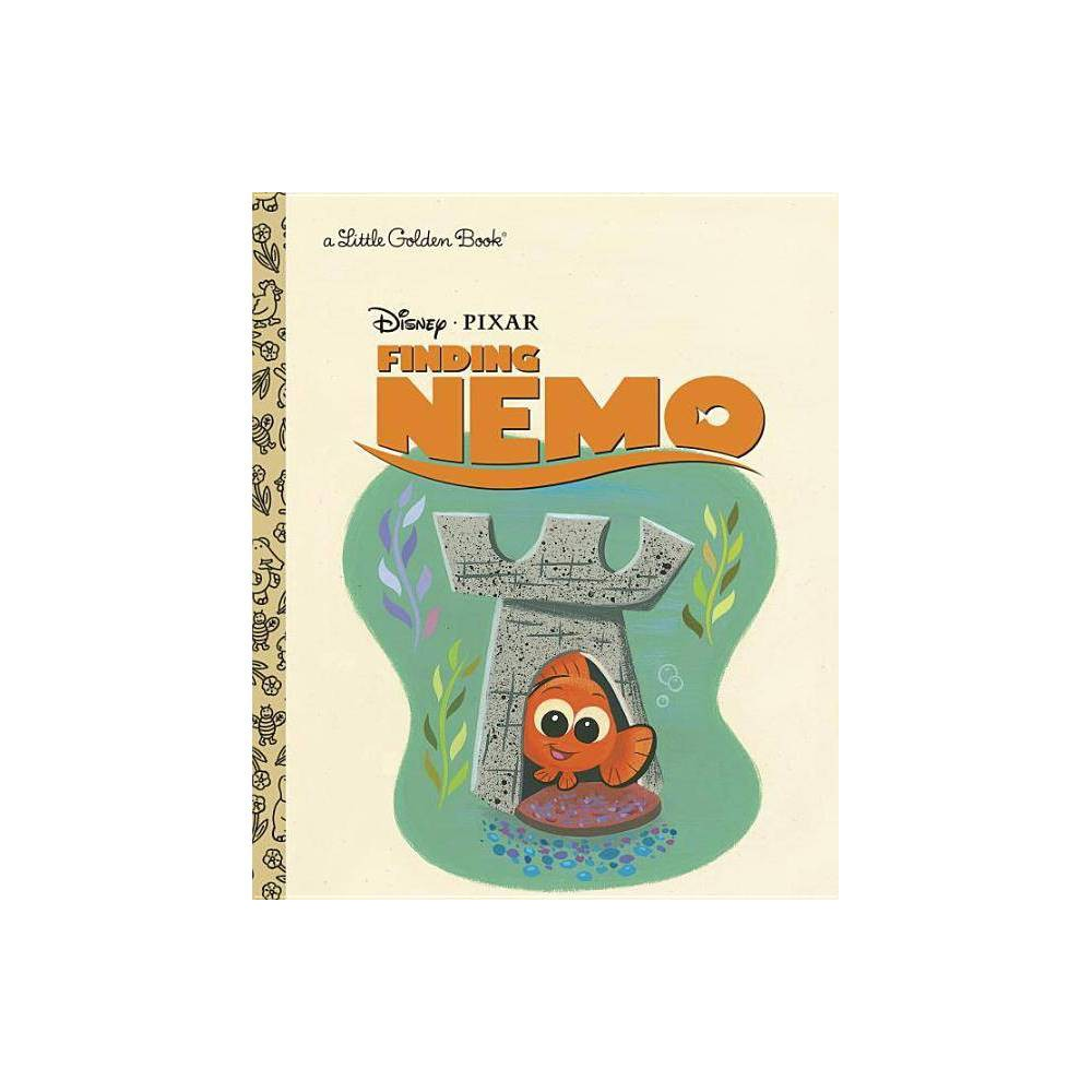 Finding Nemo (Disney/Pixar Finding Nemo) - (Little Golden Book) (Hardcover) - by RH DISNEY Relive the magic of Disney/Pixar Finding Nemo with this Little Golden Book! Children ages 2 to 5 will love this full-color Little Golden Book that retells the delightful story of a little clownfish on a big adventure.