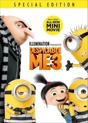 Despicable Me 3 (DVD)