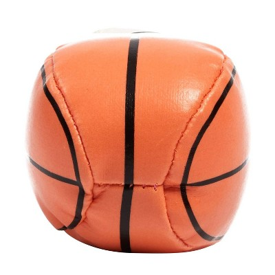 24 Packs Soft Foam Mini Basketball Birthday Party Favors Stress Relief Toys Decorations for Kids Toddlers Teens Adults