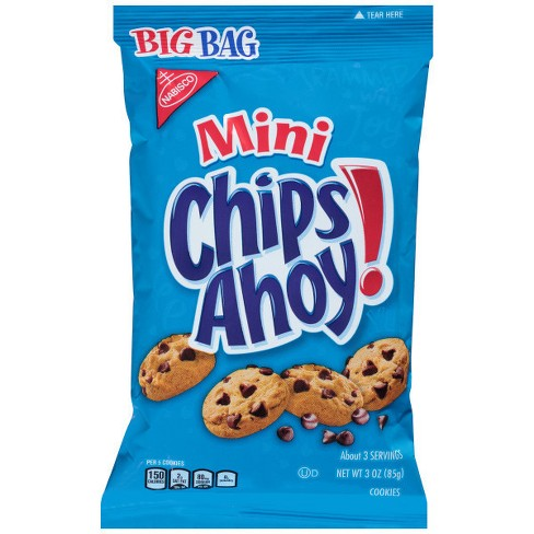 Chips Ahoy! Mini Cookies - 3oz - image 1 of 2