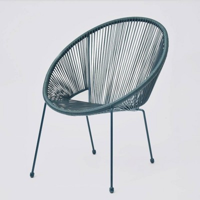 Fisher Stack Patio Egg Chair - Green - Project 62™