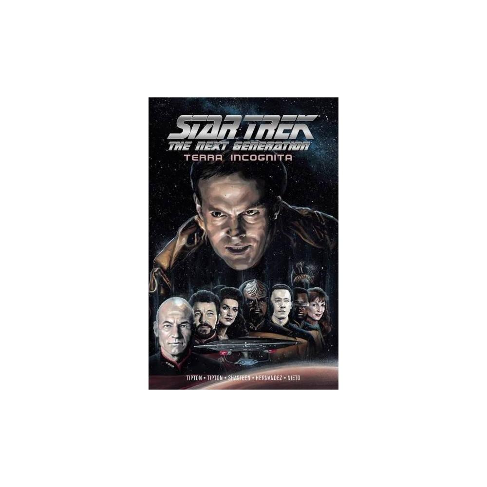 ISBN 9781684054299 product image for Star Trek - the Next Generation - Terra Incognita - by Scott Tipton & David Tipt | upcitemdb.com