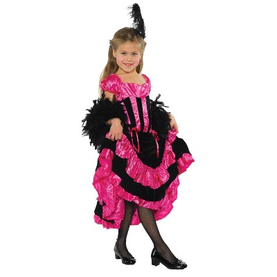 Kids' Can Can Halloween Costume