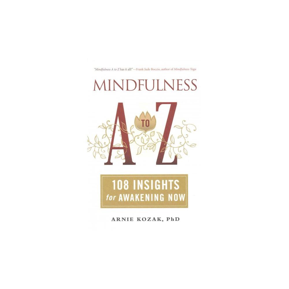 Mindfulness A to Z (Paperback)