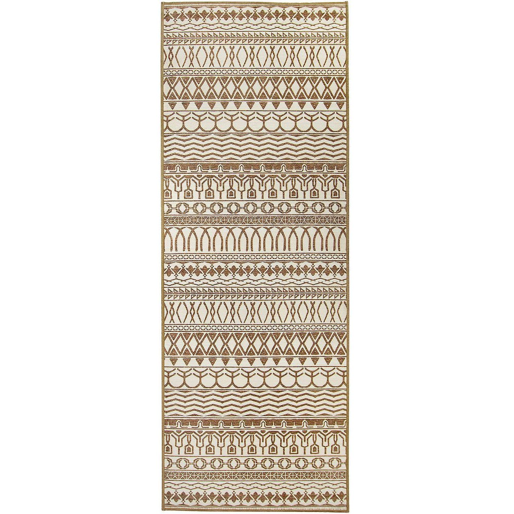 "Image of ""2'5""""x7' Runner Cadiz Rug Natural - Ruggable, Size: 2'5""""x7', Brown"""