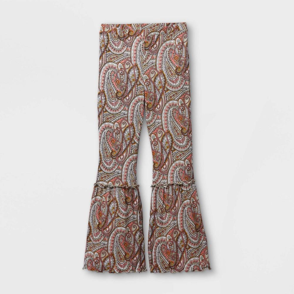 Girls 39 Tiered Flare Pants Art Class 8482 S