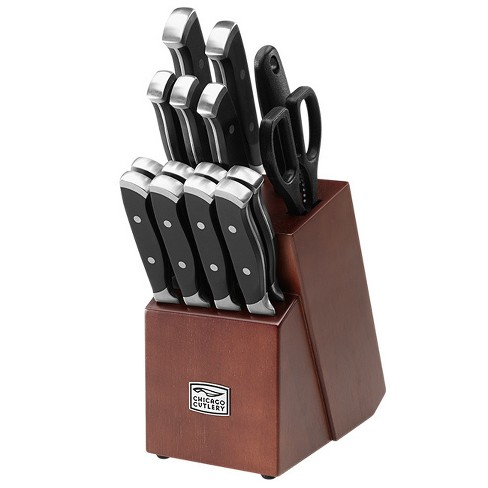 Chicago Cutlery 16pc Block Knife Set - image 1 of 1