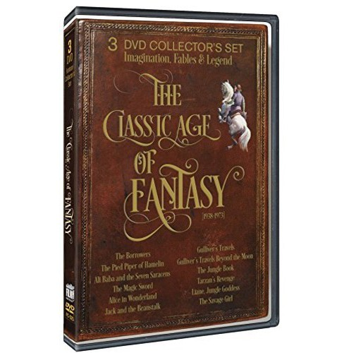 Classic Age Of Fantasy (DVD) - image 1 of 1