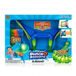 Bunch O Balloons Small water slide with 3 bunches of crazy BOB