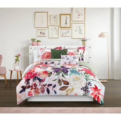 Philena Bed in a Bag Comforter Set - Chic Home Design