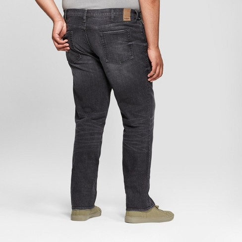 d4d42806ba Men s Tall Slim Fit Denim - Goodfellow   Co™ Washed Black 40x36   Target