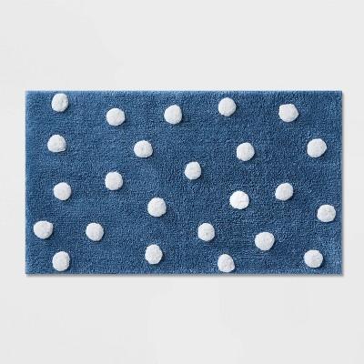 Polka Dot Bath Rug - Pillowfort™