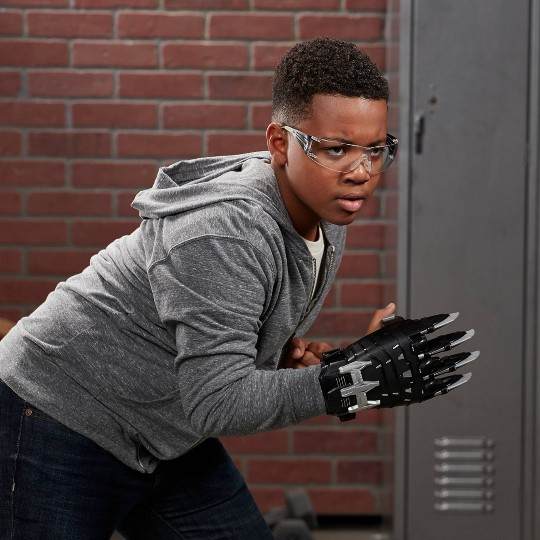 NERF Power Moves Marvel Avengers Black Panther Power Slash image number null