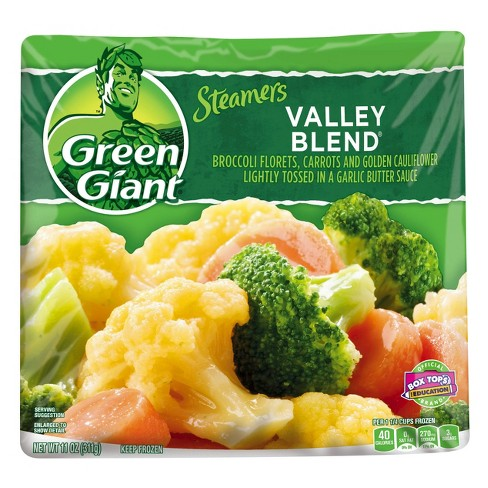 Green Giant Steamers Frozen Valley Vegetable Blend - 11oz - image 1 of 1