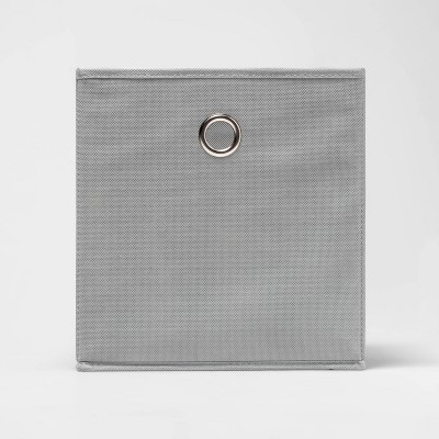 "11"" Fabric Bin Bundle 4pk Gray - Room Essentials™"