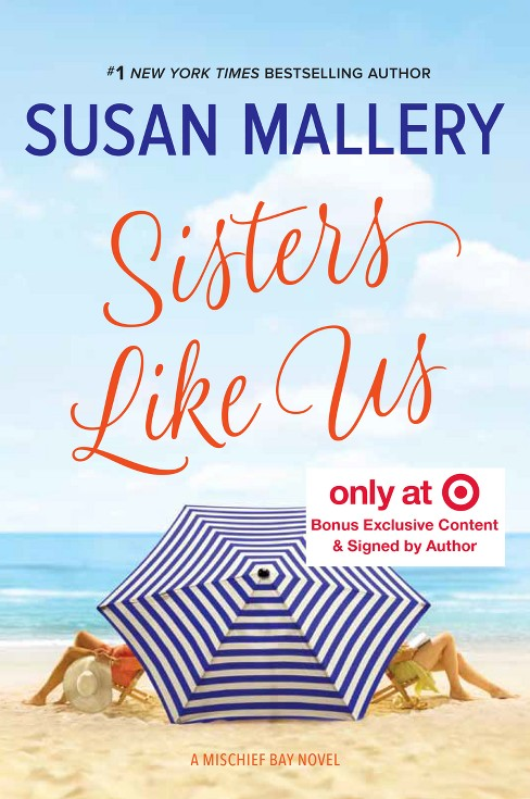 Sisters Like Us Target Exclusive Signed Edition (Paperback) (Susan Mallery) - image 1 of 1