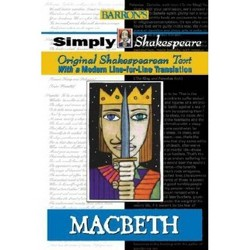 Macbeth - (Simply Shakespeare) by  William Shakespeare (Paperback)