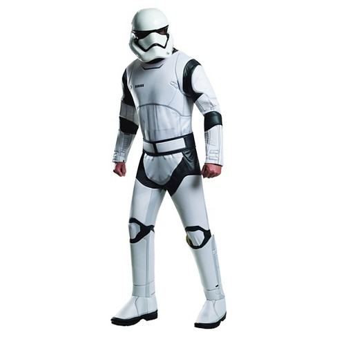 Star Wars: Episode VII Villain Stormtrooper Deluxe Adult Costume- XL - image 1 of 1