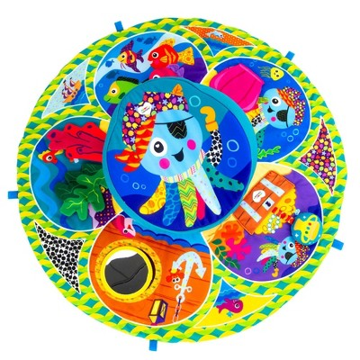 Lamaze Spin & Explore Gym