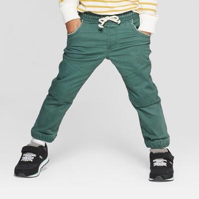 Genuine Kids® from OshKosh Toddler Boys' Jogger Pull-On Pants - Green 2T