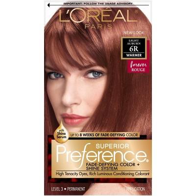 L'Oreal Paris Superior Preference Permanent Hair Color - 6.5 fl oz