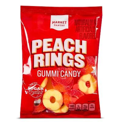 Soft Peach Rings - 7oz - Market Pantry™