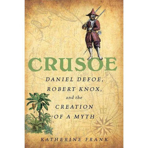 Crusoe - by  Katherine Frank (Hardcover) - image 1 of 1