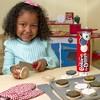 Melissa & Doug Slice and Bake Wooden Cookie Play Food Set - image 4 of 4