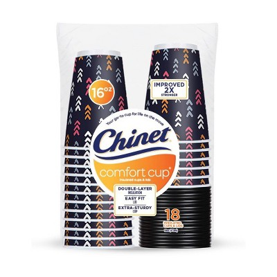 Chinet Comfort Cup - 18ct/16oz