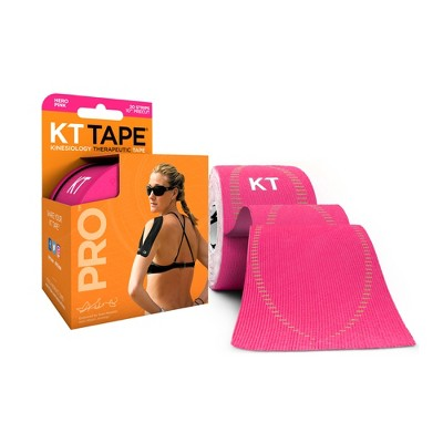 KT Tape Pro Athletic Tape 20ct - Pink