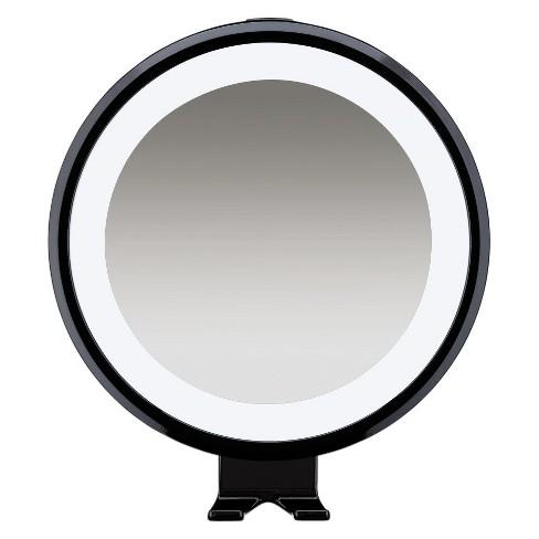 Conair Fog Free Led Lighted Men S Mirror Black Target