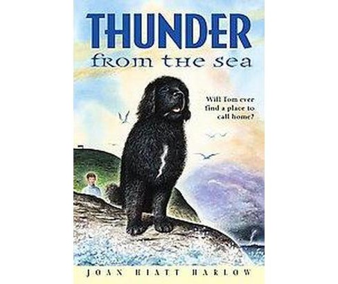 Thunder From The Sea (Reprint) (Paperback) (Joan Hiatt Harlow) - image 1 of 1