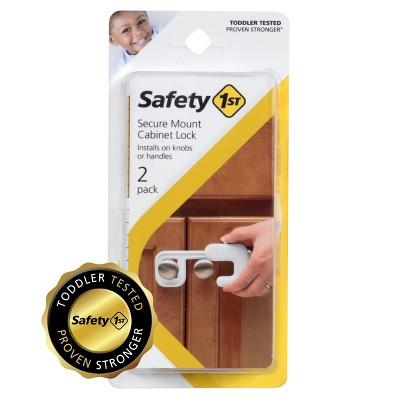 Safety 1st® - Secure Mount Cabinet Lock - 2pk