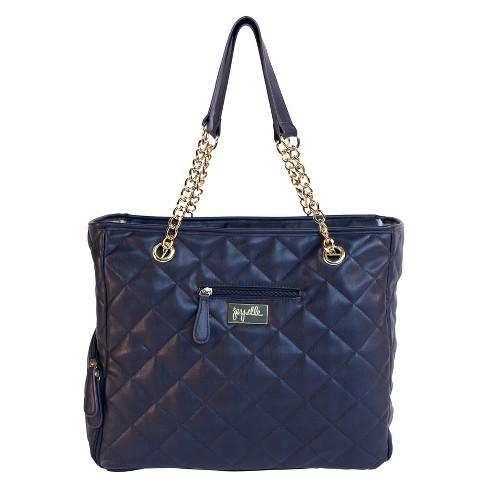 Jay Elle Ss T Pump Bag Navy