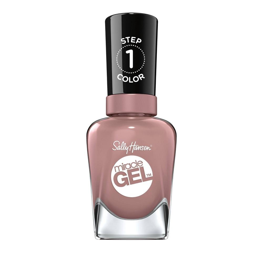 Sally Hansen Miracle Gel Nail Color 494 Love Me Lilac 0 5 Fl Oz