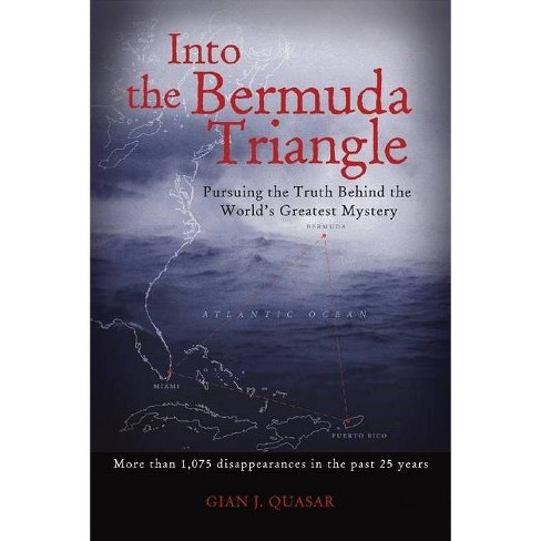 Into the Bermuda Triangle - by  Gian Quasar (Paperback) - image 1 of 1