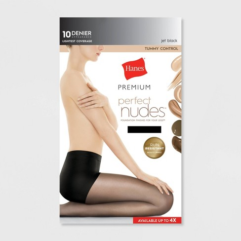 96b76de1cb69f Hanes® Premium Women's Perfect Nudes Control Top Silky Ultra Sheer Pantyhose