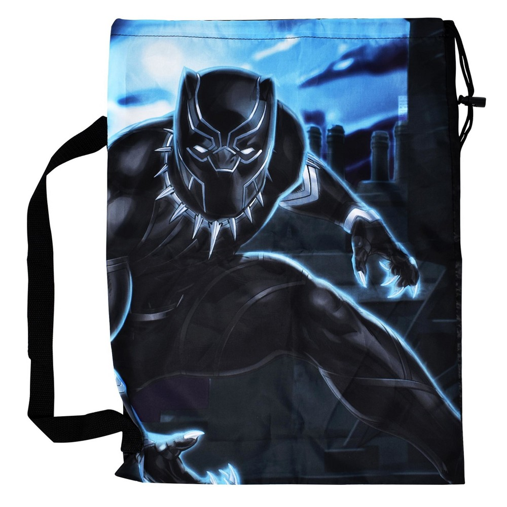 Image of Avengers Black Panther Trick or Treat Pillow Case