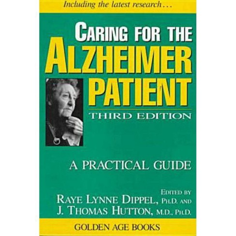 Caring for the Alzheimer Patient - (Golden Age) 3 Edition (Paperback) - image 1 of 1