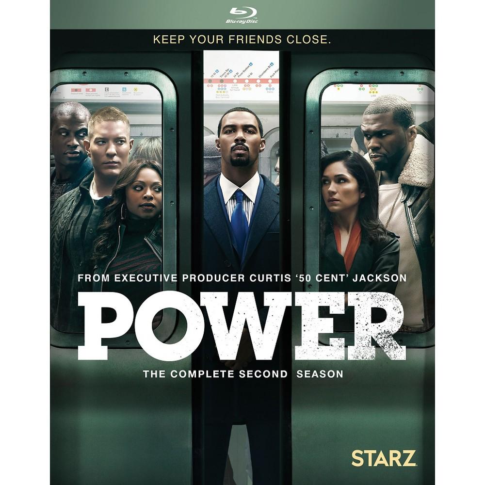 Power:Season 2 (Blu-ray), Movies