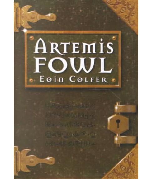 Artemis Fowl Artemis Fowl By Eoin Colfer Target