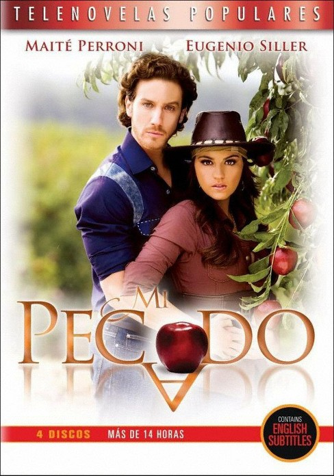 Mi Pecado (4 Discs) (dvd_video) - image 1 of 1