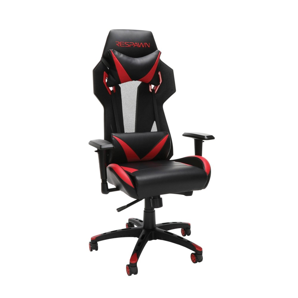 Image of 205 Racing Style Gaming Chair Red - RESPAWN