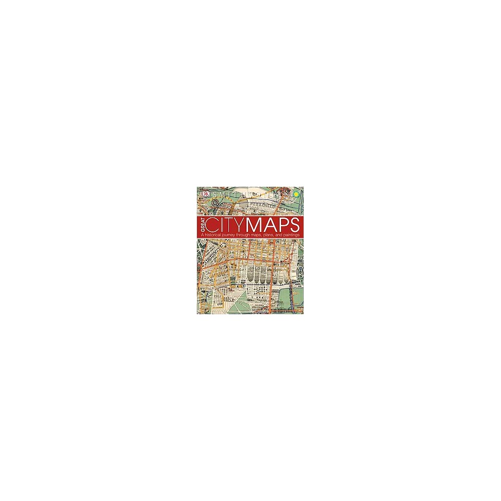 Great City Maps (Hardcover)