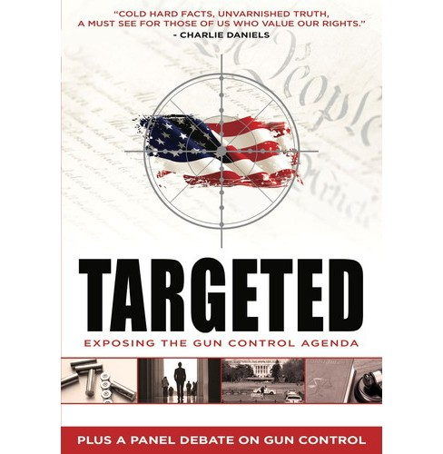 Targeted:Exposing The Gun Control (DVD) - image 1 of 1